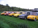"""VW-FRIDOLIN-Treffen 2010 in Selm""